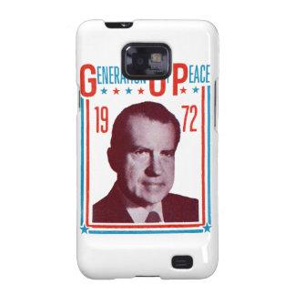 Campaña presidencial 1972 de Nixon Samsung Galaxy S2 Carcasas