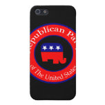 Campaña republicana iPhone 5 funda