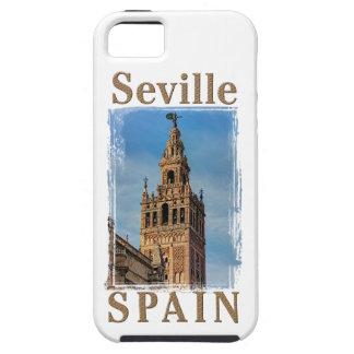 Campanario de Giralda, Sevilla, España iPhone 5 Cárcasa