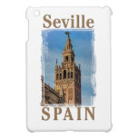 Campanario de Giralda, Sevilla, España iPad Mini Carcasas