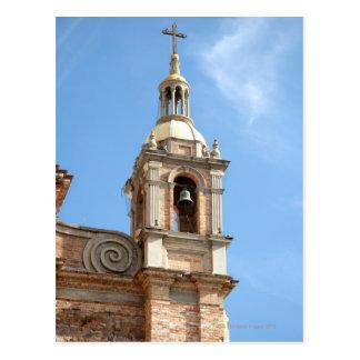 Campanario de la iglesia, Puerto Vallarta, México Tarjetas Postales