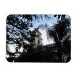 Campanario de la misión de Ventura Iman Rectangular
