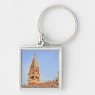Campanario plaza San Marco Venecia Italia Llaveros Personalizados