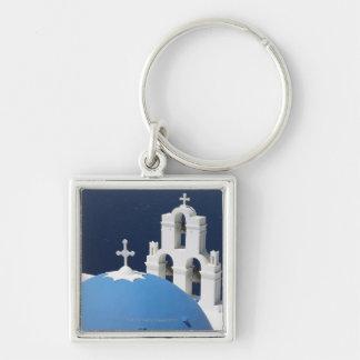 Campanas y cruces de iglesia por la bóveda en Grec Llaveros Personalizados