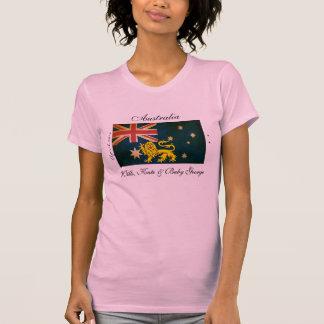 Campanero 2014 de George Australia del bebé de Kat Camiseta