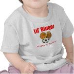 Campanero All Star de Lil en camisa del