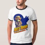 Campanero del dibujo de Bugsy Brown Playera