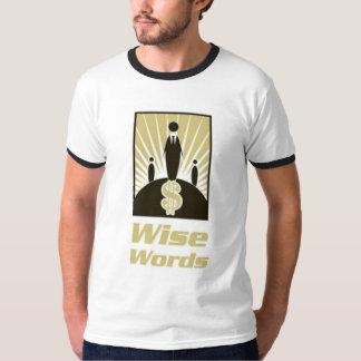 campanero lleno del cuadrado del logotipo del ww playera