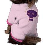 Campanero T del perrito de LoveSkull Camisa De Perro