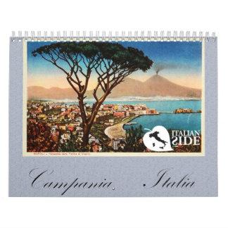 Campania del calendario - Italia