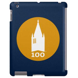 Campanil en azul funda para iPad