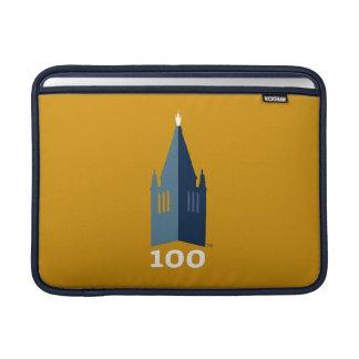 Campanil en el oro funda macbook air