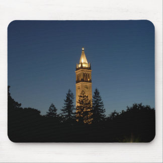 Campanile at Night Mouse Pad