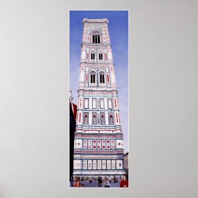 Campanile di Giotto Poster por