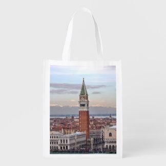 Campanile di San Marco, Venecia Italia Bolsa De La Compra