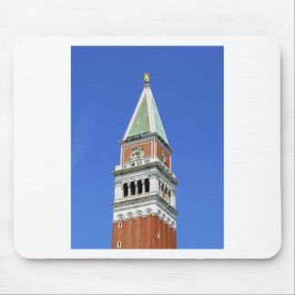 Campanile di San Marco Venice Mouse Pad