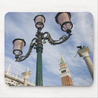 Campanile in the Piazza San Marco Venice Italy Mouse Pad