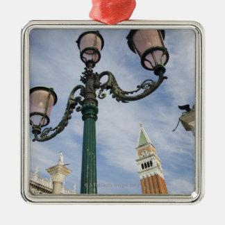 Campanile in the Piazza San Marco Venice Italy Ornaments
