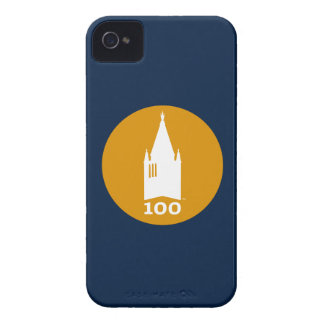 Campanile on Blue iPhone 4 Covers