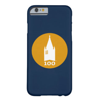 Campanile on Blue Barely There iPhone 6 Case