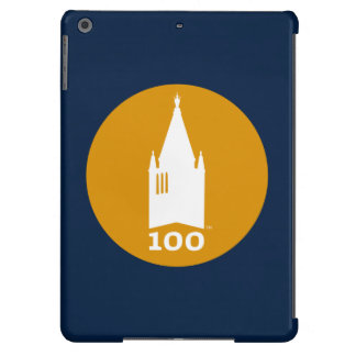 Campanile on Blue iPad Air Cover