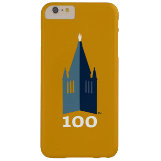 Campanile on Gold Barely There iPhone 6 Plus Case
