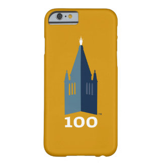 Campanile on Gold Barely There iPhone 6 Case