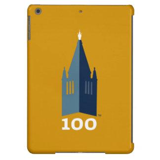 Campanile on Gold iPad Air Covers