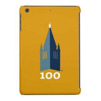 Campanile on Gold iPad Mini Retina Covers