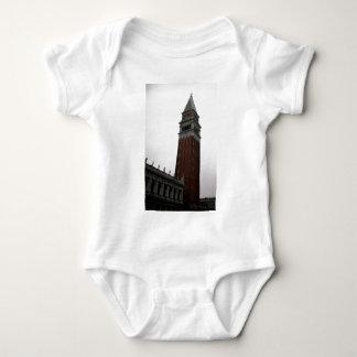 Campanile Piazza San Marco Baby Bodysuit