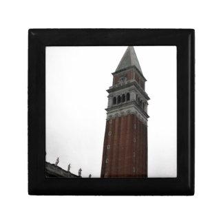 Campanile Piazza San Marco Keepsake Box