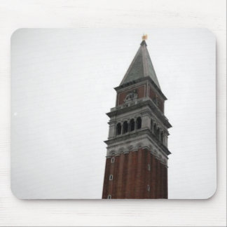 Campanile Piazza San Marco Mouse Pad
