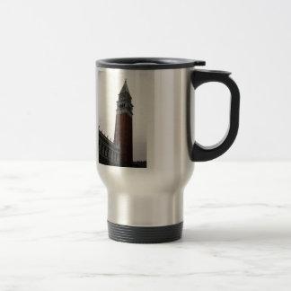 Campanile Piazza San Marco 15 Oz Stainless Steel Travel Mug