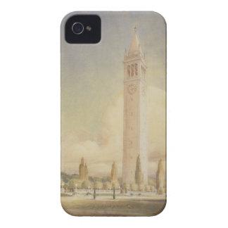 Campanile Rendering Case-Mate iPhone 4 Case