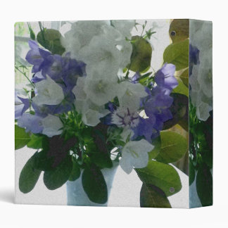 Campanula Bouquet Binder