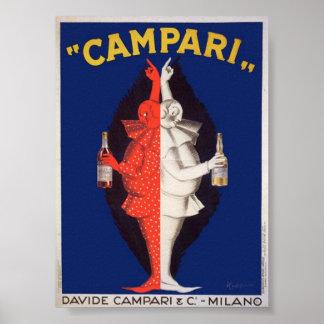 Campari Twins poster