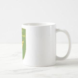 Campbell 1798 Flag Shield Coffee Mugs