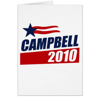Campbell 2010 card