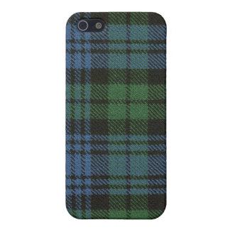 Campbell Ancient Tartan iPhone 4 Case