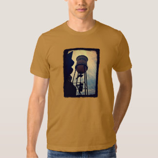 Campbell CA Water Tower Men's T-Shirt