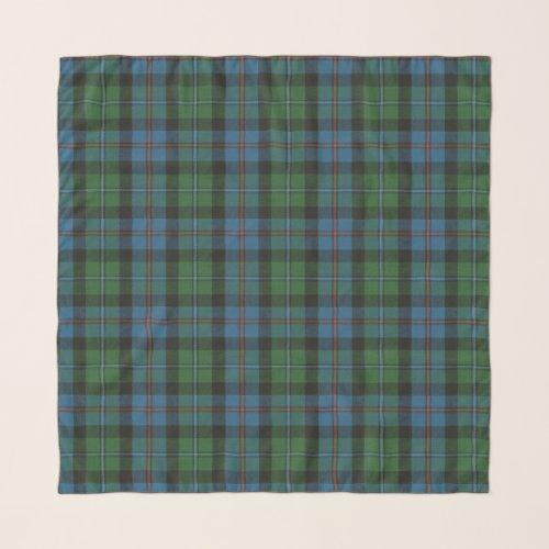 Campbell Cawdor Ancient Scottish Clan Tartan Scarf