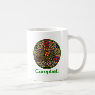 Campbell Celtic Knot Mug