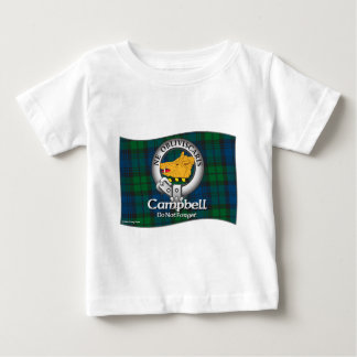 Campbell Clan Baby T-Shirt