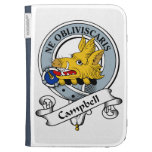 Campbell Clan Badge Kindle 3G Covers