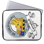 Campbell Clan Badge Laptop Sleeve