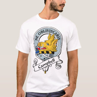 Campbell Clan Badge T-Shirt