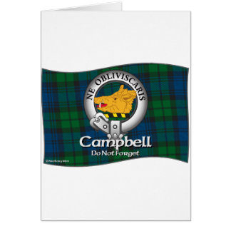 Campbell Clan Card