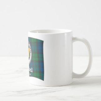 Campbell Clan Classic White Coffee Mug