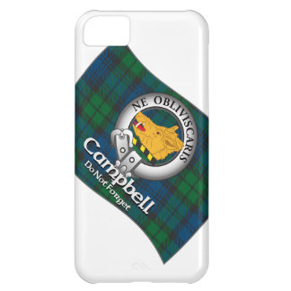 Campbell Clan iPhone 5C Case