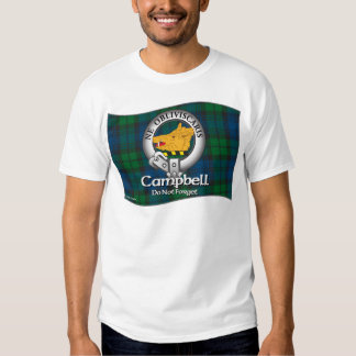 Campbell Clan T Shirt